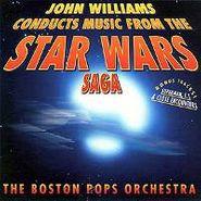 John Williams, Music From The Star Wars Saga [Score] (CD)