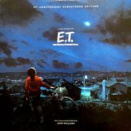 John Williams, E.T. The Extra Terrestrial [Remastered 35th Anniversary Edition Score] (LP)