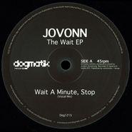 "Jovonn, The Wait EP (12"")"