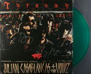 Julian Casablancas + The Voidz, Tyranny [Signed Transparent Green Vinyl] (LP)