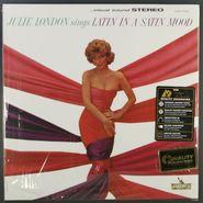 Julie London, Julie London Sings Latin In A Satin Mood [Remastered 200 Gram Vinyl] (LP)