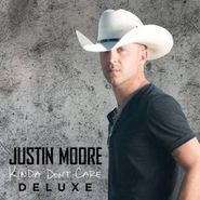 Justin Moore, Kinda Don't Care [Deluxe Edition] (CD)