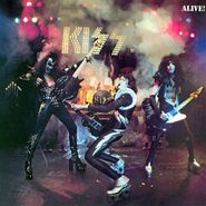KISS, Alive! [Back To Black Remastered 180 Gram Vinyl] (LP)