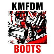 """KMFDM, Boots (12"""")"""