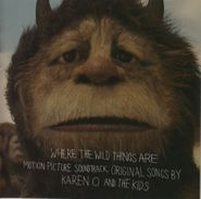 Karen O and the Kids, Where The Wild Things Are [OST] (CD)