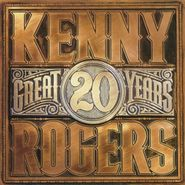 Kenny Rogers, 20 Great Years [Re-recorded Tracks] (CD)