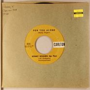 """Kenny Rogers, For You Alone / I've Got A Lot To Learn (7"""")"""
