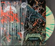 Killswitch Engage, Atonement [Cream/Green Splatter Vinyl] [AUTOGRAPHED] (LP)