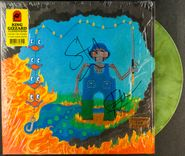 King Gizzard And The Lizard Wizard, Fishing For Fishies [Green Colored Vinyl] [Autographed] (LP)