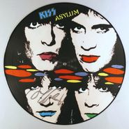 KISS, Asylum [Picture Disc] (LP)