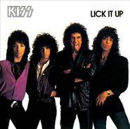KISS, Lick It Up [180 Gram Vinyl] (LP)