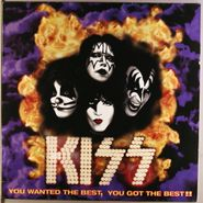 KISS, You Wanted The Best, You Got The Best!! (LP)