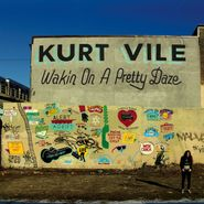 Kurt Vile, Wakin On A Pretty Daze [Deluxe Blue Vinyl] (LP)
