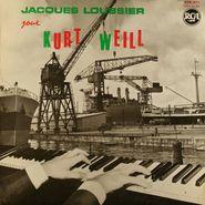 Jacques Loussier, Joue Kurt Weill (LP)