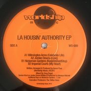 """LA Housin' Authority, LA Housin' Authority EP (12"""")"""