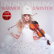 Lindsey Stirling, Warmer In The Winter [Limited Edition, Stirling Silver Vinyl] (LP)