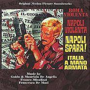Guido De Angelis, Roma Violenta / Napoli Violenta / Napa Spara! / Italia A Mano Armata [OST] (CD)