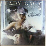 """Lady Gaga, Lovegame - The Remixes (12"""")"""