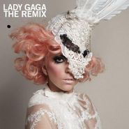 Lady Gaga, The Remix (CD)