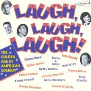 Various Artists, Laugh Laugh Laugh: An Anthology of American Comedy (CD)