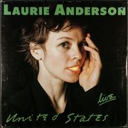 Laurie Anderson, United States Live [Box Set] (LP)