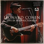 "Leonard Cohen, Live In Fredericton [RECORD STORE DAY] (12"")"