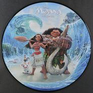 Lin-Manuel Miranda, Moana: The Songs [Picture Disc) (LP)