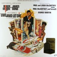 George Martin, Live And Let Die [OST] (LP)