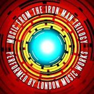 London Music Works, Music From The Iron Man Trilogy (CD)