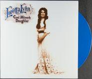 Loretta Lynn, Coal Miner's Daughter [180 Gram Blue Marbled Vinyl] (LP)