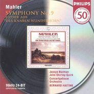 Gustav Mahler, Mahler: Symphony No. 9 / Lieder Aus Des Knaben Wunderhorn (CD)