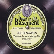 Various Artists, Down In The Basement: Joe Broussard's Treasure Trove of Vintage 78s - 1926-1937 (CD)
