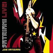Joe Satriani, Satriani Live! (CD)