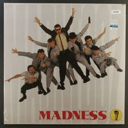 Madness, 7 [UK Import, Reissue, Yellow Vinyl] (LP)