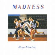 Madness, Keep Moving [UK Import] (LP)