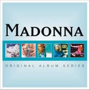 Madonna, Original Album Series: True Blue / Like A Prayer / Ray Of Light / Music / Confessions On The Dance Floor [Box Set] (CD)