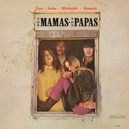 The Mamas & The Papas, The Mamas & The Papas [Mono] (LP)