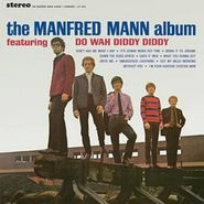 Manfred Mann, The Manfred Mann Album [180 Gram Vinyl] (LP)