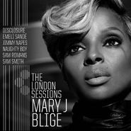 Mary J. Blige, The London Sessions (CD)