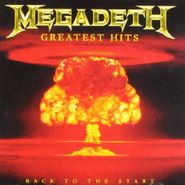 Megadeth, Greatest Hits: Back To The Start (CD)