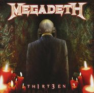 Megadeth, Thirteen [Th1rt3en] (CD)
