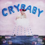 Melanie Martinez, Cry Baby [Milky White and Pink Vinyl] (LP)