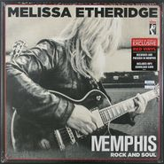Melissa Etheridge, Memphis Rock And Soul [Red Vinyl] (LP)