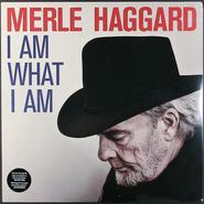 Merle Haggard, I Am What I Am (LP)