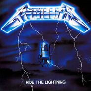 Metallica, Ride The Lightning [2008 Remastered Edition] (LP)