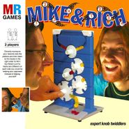 Mike & Rich, Expert Knob Twiddlers (CD)