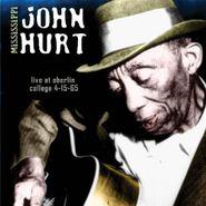 Mississippi John Hurt, Live At Oberlin College (CD)