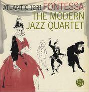 The Modern Jazz Quartet, Fontessa [180 Gram Vinyl] [Bonus Track] (LP)