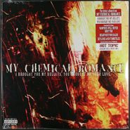 My Chemical Romance, I Brought You My Bullets You Brought Me Your Love [Red and White Vinyl] (LP)