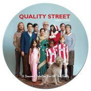 Nick Lowe, Quality Street: A Seasonal Selection For All The Family [Picture Disc] [BLACK FRIDAY] (LP)